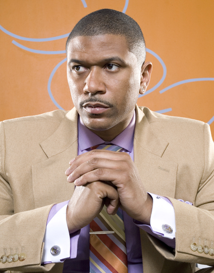jalen rose continues to give back to the. Black Bedroom Furniture Sets. Home Design Ideas